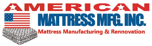 American Mattress MFG, INC Retina Logo